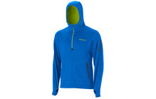 Marmot Men Norden Half Zip Fleece blue ocean/vermouth